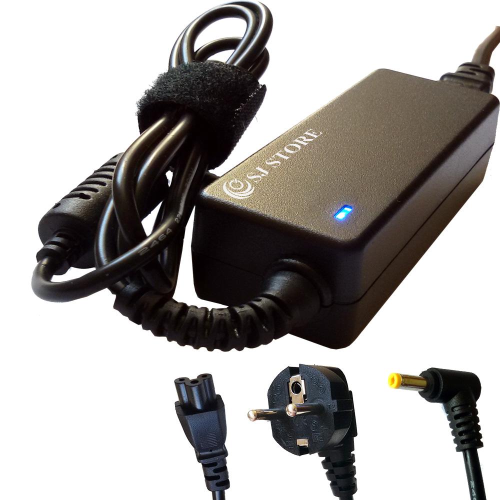40W AC Alimentation / Adaptateur Chargeur pour HP Compaq Mini CQ10-900